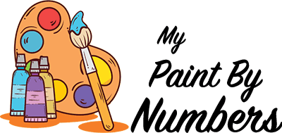 Paint By Numbers Logo